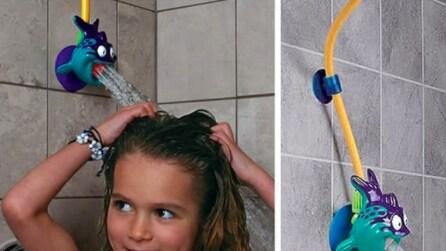 10 idee per trasformare il bagno in uno spazio di fantasia per bambini