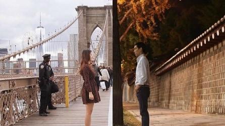 Legati da una foto: quando l'arte può unire anche un amore a distanza