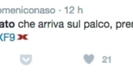 Franco Battiato stecca ad X Factor 9, le reazioni su twitter