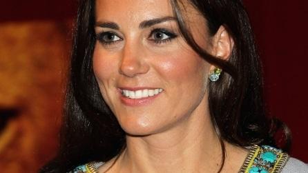 Kate Middleton ricicla l'abito indossato 3 anni fa