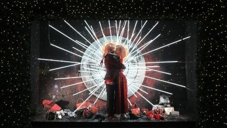 Le più belle vetrine natalizia in giro per il mondo
