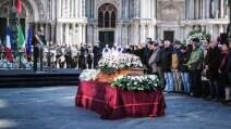 Venezia, i funerali di Valeria Solesin: vittima italiana negli attentati di Parigi
