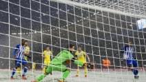 Hertha-Hoffenheim: a Berlino si vince senza tirare in porta
