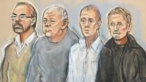 """Hatton Garden, """"La più grande rapina mai realizzata"""": al via il processo per 4 rapinatori"""
