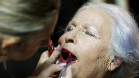 Un concorso di bellezza per le donne sopravvissute all'Olocausto