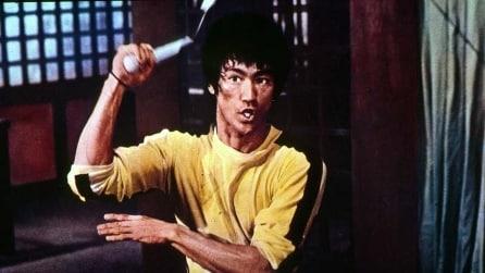 Bruce Lee - Le foto di scena