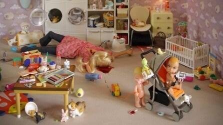 Sesso, omicidi e violenza: la Barbie perversa di Mariel Clayton