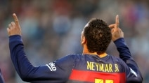 Liga, Barcellona-Real Sociedad 4-0