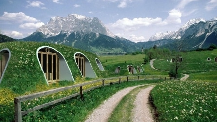 Green Magic Homes: la casa da hobbit fai da te pronta in soli 3 giorni