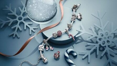 Tutti i charm Pandora della collezione natalizia 2015
