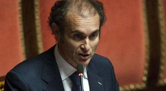 Il senatore Maurizio Santangelo