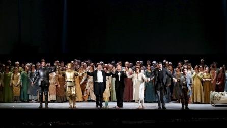 Milano, Prima della Scala 2015: ecco chi c'era