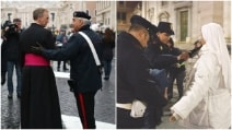 Giubileo della Misericordia, anche suore e sacerdoti perquisiti per la sicurezza