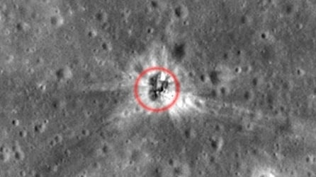Un mistero lungo 43 anni, ecco cosa la NASA ha ritrovato sulla Luna