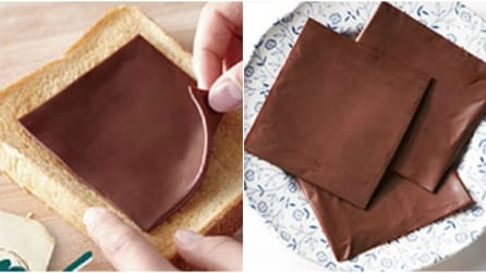 L'idea golosissima: le nuove sottilette al cioccolato