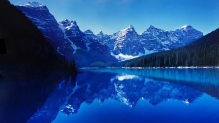 Il fascino incontaminato delle Montagne Rocciose canadesi