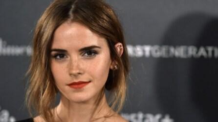 Tutti i tagli di capelli di Emma Watson