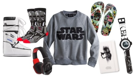 Star Wars: i gadget alla moda dedicati alla saga