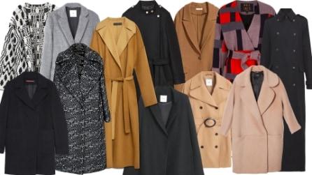 Qual è il cappotto giusto in base alla forma del corpo?