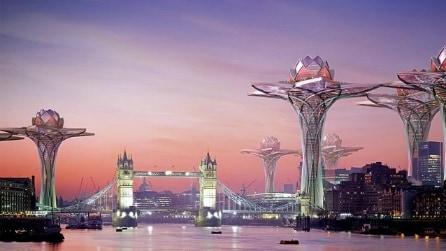 Vivere sospesi sulle metropoli moderne: benvenuti a City in the Sky