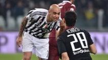 Juve-Torino, le immagini
