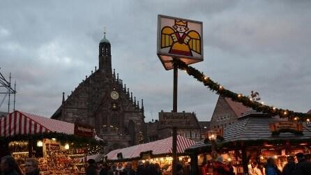 Norimberga e i mercatini di Natale