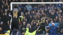 Premier League, Everton-Leicester 2-3