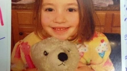"""""""Grazie per aver salvato il mio orsacchiotto"""" la letterina di Natale della bambina al poliziotto"""