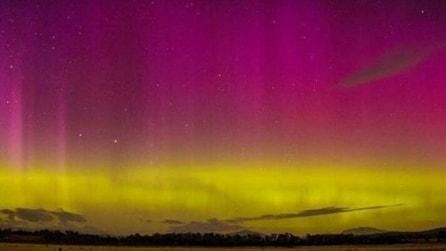 Di quanti colori può tingersi il cielo? Lo spettacolo dell'aurora australe