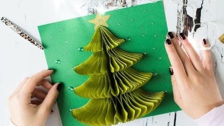 11 modi per creare originali biglietti di Natale