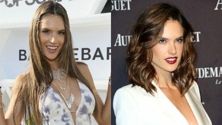 I capelli delle star: ecco le trasformazioni del 2015