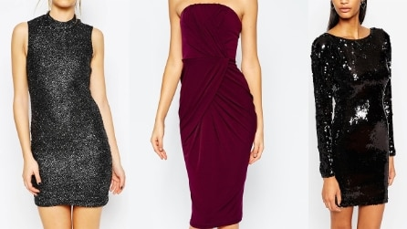 Glamour a basso costo: 42 abiti low cost per Capodanno