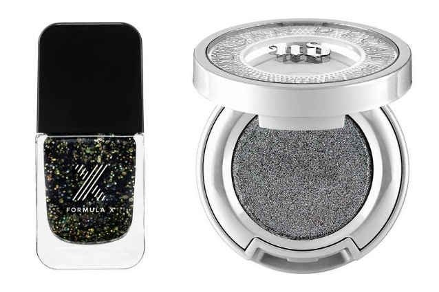 Smalto: Formula X - Les Superwatts (Explosive) Occhi: Urban Decay - Moondust (Moonspoon)