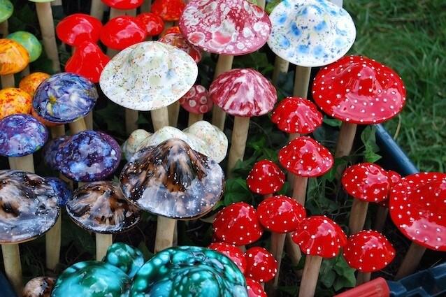 I ricercatori della Johns Hopkins University School of Medicine hanno scoperto che la psilocibina contenuta nei funghi allucinogeni ha effetti positivi sui pazienti malati di cancro che, a causa della malattia, soffrono di ansia e depressione. [Foto https://commons.wikimedia.org/wiki/File:Magic_mushrooms.jpg]