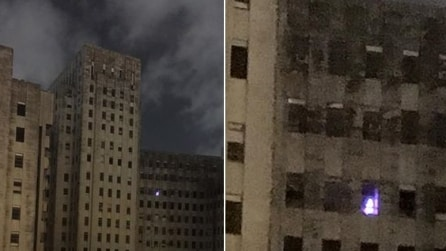 La luce misteriosa nell'ospedale abbandonato di New Orleans