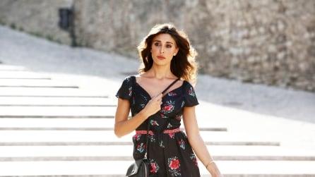 Belen Rodriguez a Don Matteo 10
