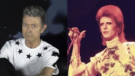 Le foto di David Bowie
