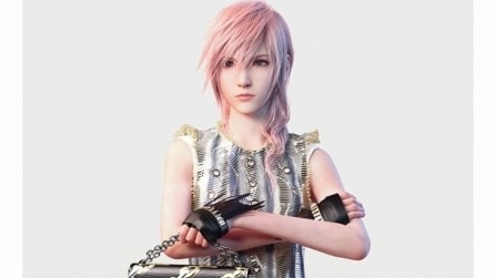 "Lightning di ""Final Fantasy"" è la nuova testimonial Louis Vuitton"