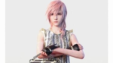 """Lightning di """"Final Fantasy"""" è la nuova testimonial Louis Vuitton"""