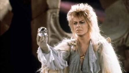 David Bowie divo del cinema, le foto di scena