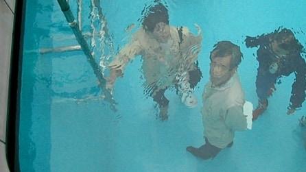 Illusione ottica o realtà? Ecco la piscina a prova d'annegamento