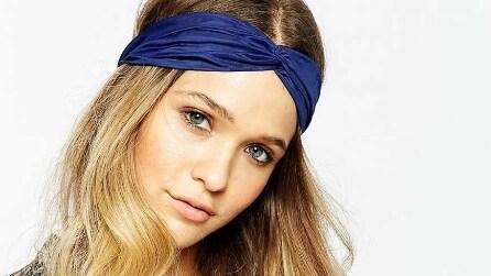 L'accessorio più trendy del 2016 è la fascia per capelli