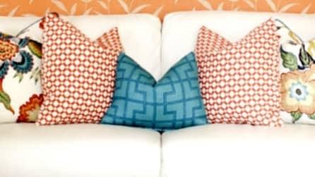 I 7 migliori abbinamenti di cuscini per il vostro divano