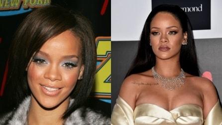 Le trasformazioni delle pop star negli ultimi 10 anni