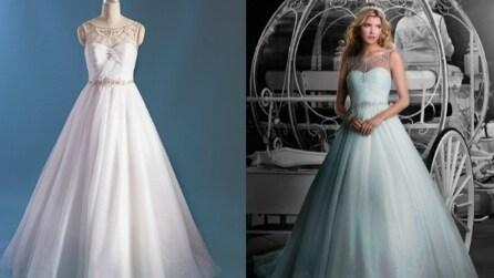 Matrimonio da favola: gli abiti da sposa ispirati alle principesse Disney