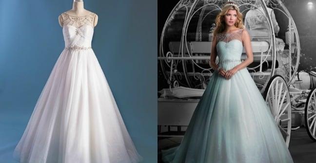 2370104414c1 Matrimonio da favola  gli abiti da sposa ispirati alle principesse Disney