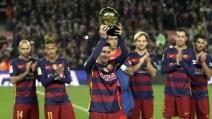 Messi show, Pallone d'Oro e magie