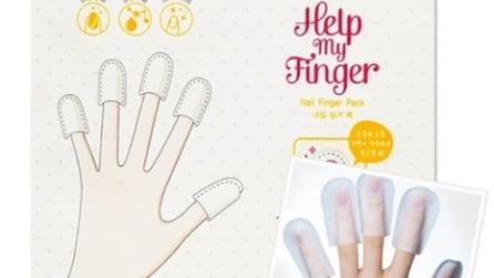 Dalla Corea arrivano le maschere in tessuto per le unghie