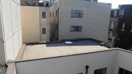 Comprereste un tetto per 600mila euro? Succede a Londra