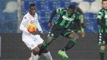 Serie A, le immagini di Sassuolo-Torino